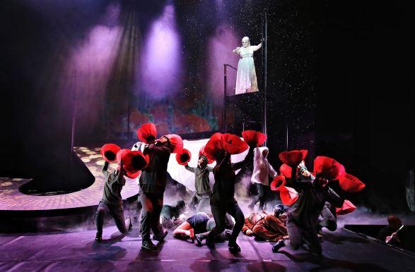 The Wizard of OZ, Vaasan Kaupunginteatteri (2014)