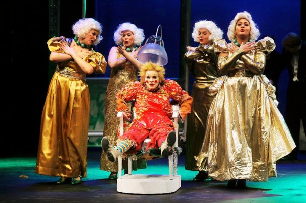 The WIzard of OZ, Wasa Teater (2007)
