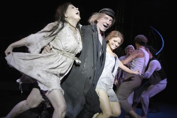 My Fair Lady, Vaasan Kaupunginteatteri (2009.10)